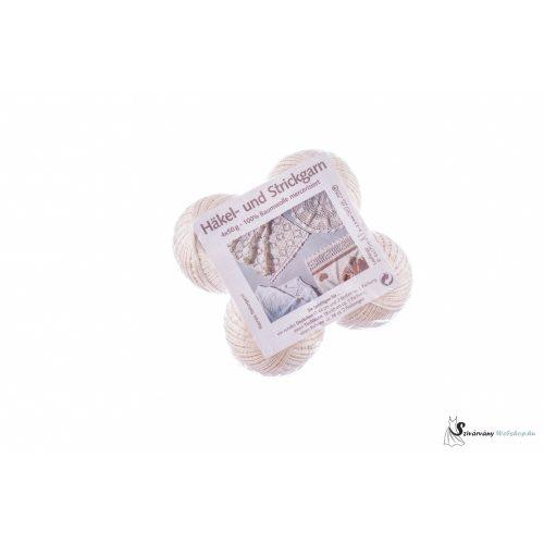 200 g FONAL CSOMAG HAKEL UND STRICKGARN 1527/022 |100% PAMUT