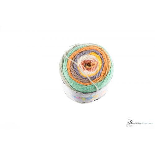 200 g FONAL CSOMAG RÖDEL SPORT STRUMPFWOLLE 5028/6359 |75% GYAPJÚ|25% EGYÉB MŰSZÁL