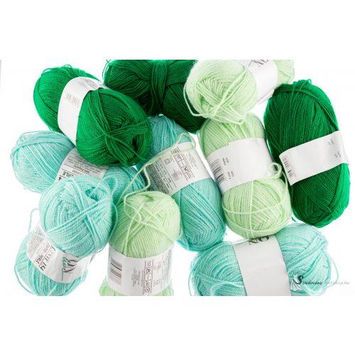 100 g FONAL CSOMAG OPAL 32/5002 |76% PAMUT|24% VISZKÓZ